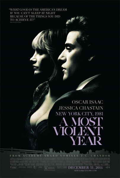 ����� �������� ��� / A Most Violent Year (2014) HDRip