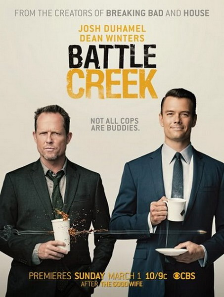 ���� ���� / Battle Creek (1 ����� 2015) WEBDLRip