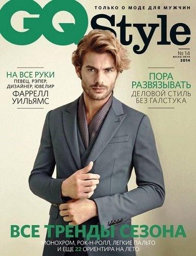 Книга Журнал: GQ Style №14 (весна-лето 2014)