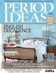 Журнал Period Ideas Magazine - August 2011
