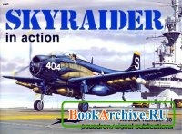 Книга Squadron/Signal Publications 1060: Skyraider in action - Aircraft Number 60