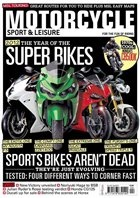 Motorcycle Sport & Leisure №4 (апрель), 2012 / UK