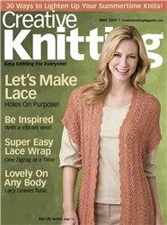Журнал Creative Knitting №5 2009