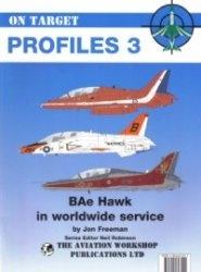 Книга On Target Profile No 3: BAe Hawk in Worldwide Service