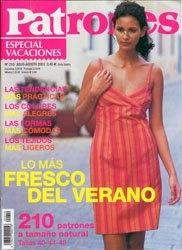 Журнал Patrones  №210  2003  Especial Vacaciones