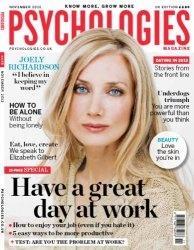 Журнал Psychologies №11 2013
