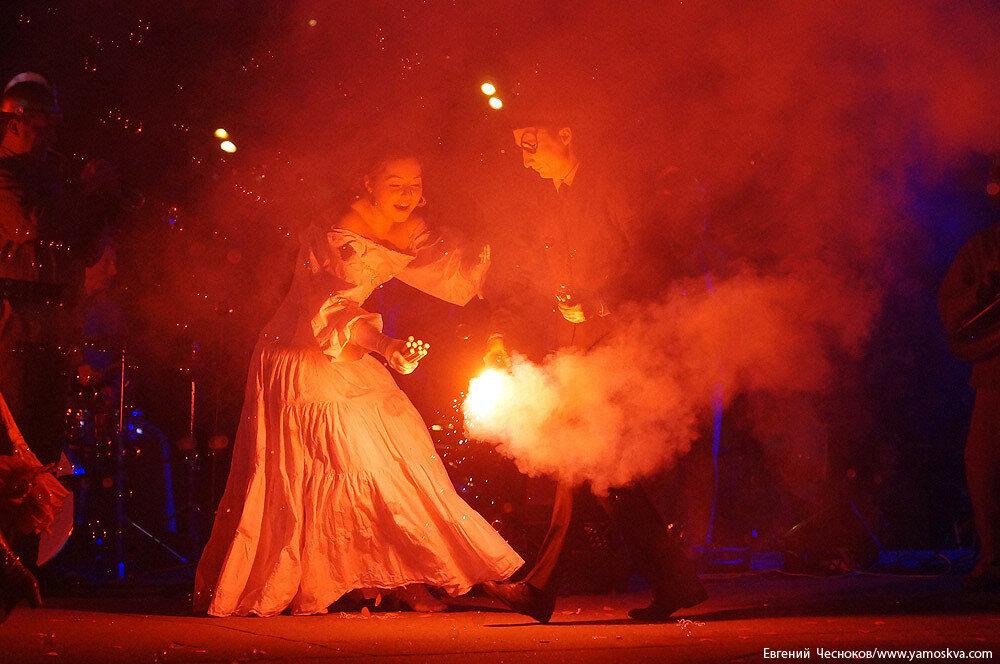 Осень. Лестница. Огненные люди. 19.09.15.10..jpg