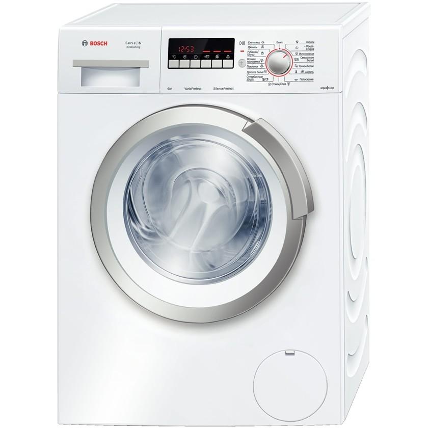 Bosch 3D Washing объемная стирка