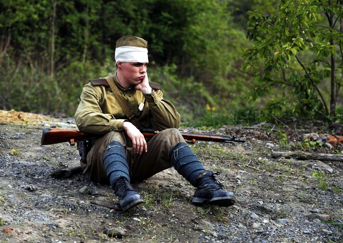 Освобождение чешской Остравы Советскими войсками: реконструкция событий весны 1945 года (16)