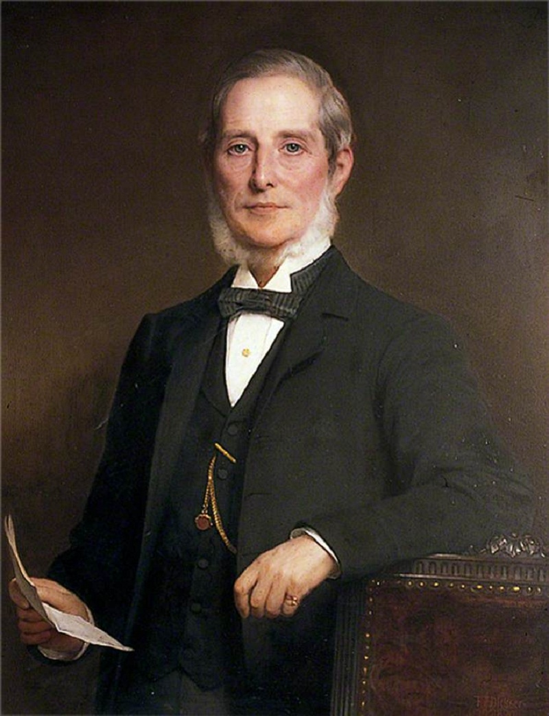 Matthius Sidney Smith Dipnall<br /> by Thomas Francis Dicksee