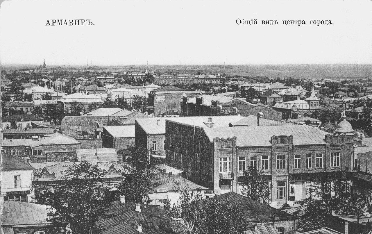 08. Вид на северо-западную часть. 1911