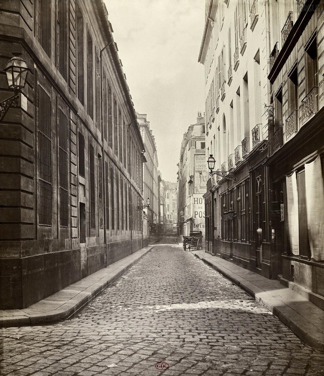 Рю Пажевин. 1868