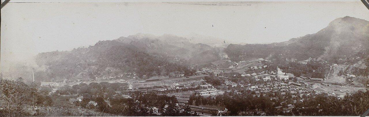 1905. Панорама Паданга