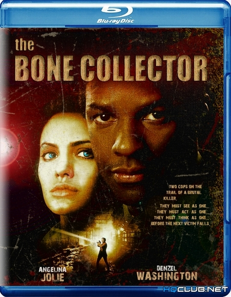 Власть страха / The Bone Collector (1999/BDRip/HDRip)