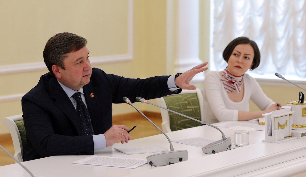 Губернатор Тверской области