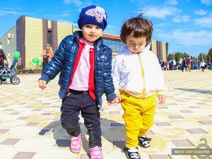 Маленькие ингуши - будущее Ингушетии