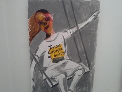 Плакат Веры Свешниковой-Васькович
