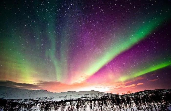 Красивые фотографии полярного сияния 0 10d60e 8edc5392 orig