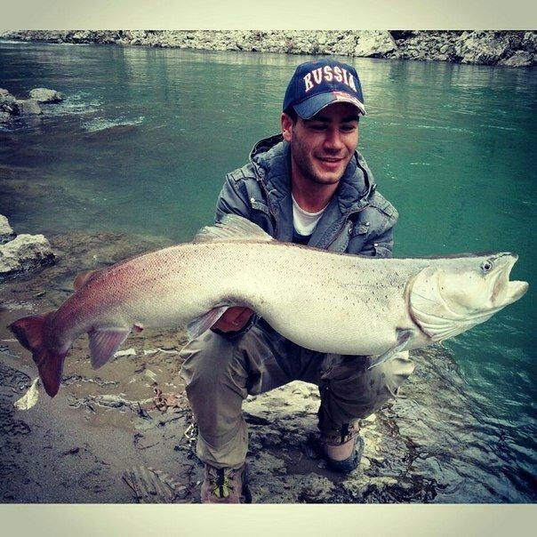 Рыбалка в Черногории