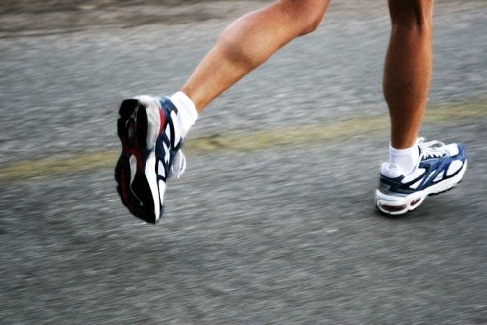Как ставить ногу при беге