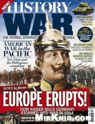 Журнал History Of War 2014-02