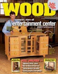 Книга Wood №165 October 2005