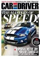 Car and Driver №2 (февраль), 2013 / US