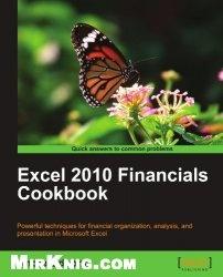 Книга Excel 2010 Financials Cookbook