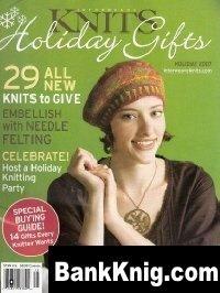 Interweave Knits Holiday Gifts 2007