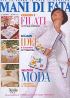 Журнал Mani di fata №3 2003