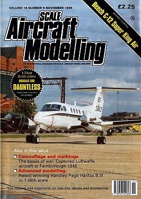 Журнал Scale Aircraft Modelling - Vol 18 No 09