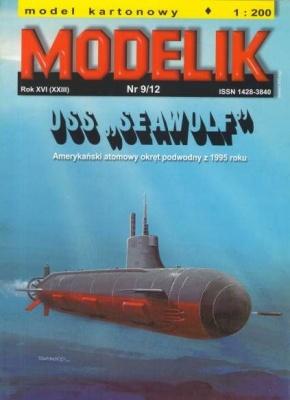 "Журнал USS ""Seawolf"" [Modelik №9/12]"