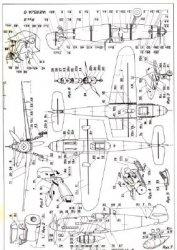 Журнал Истребитель Авиа S-199