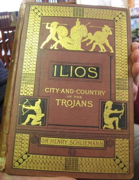 Книга Schliemann, Dr. Henry. Ilios, the city and country of the Trojans. the results of researches of Troy in 1871-72-73-78-79. 1881.