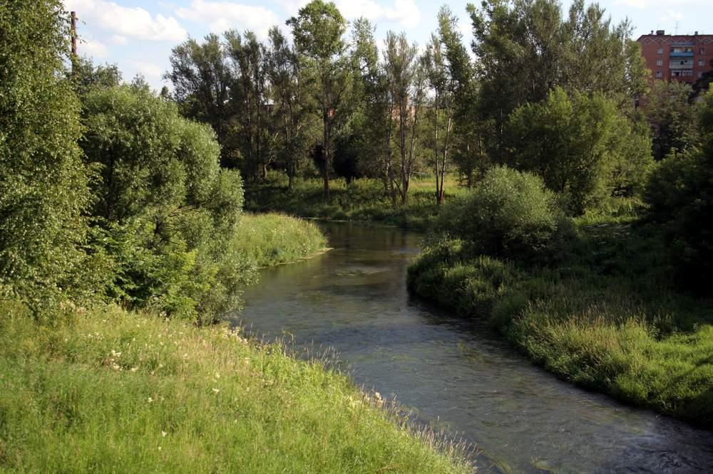 Река Воря