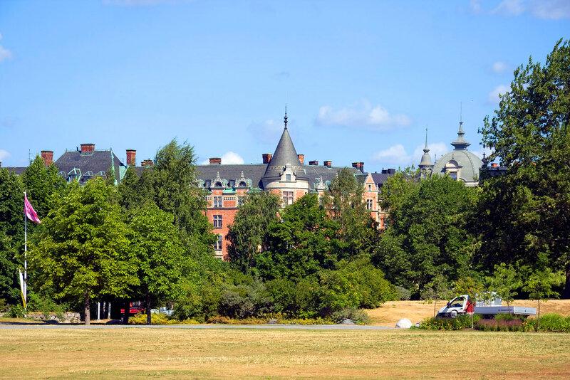 Стокгольм. Историческая архитектура города.
