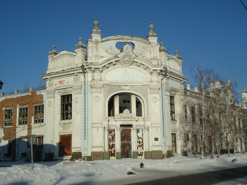 Бийск. Старый универмаг