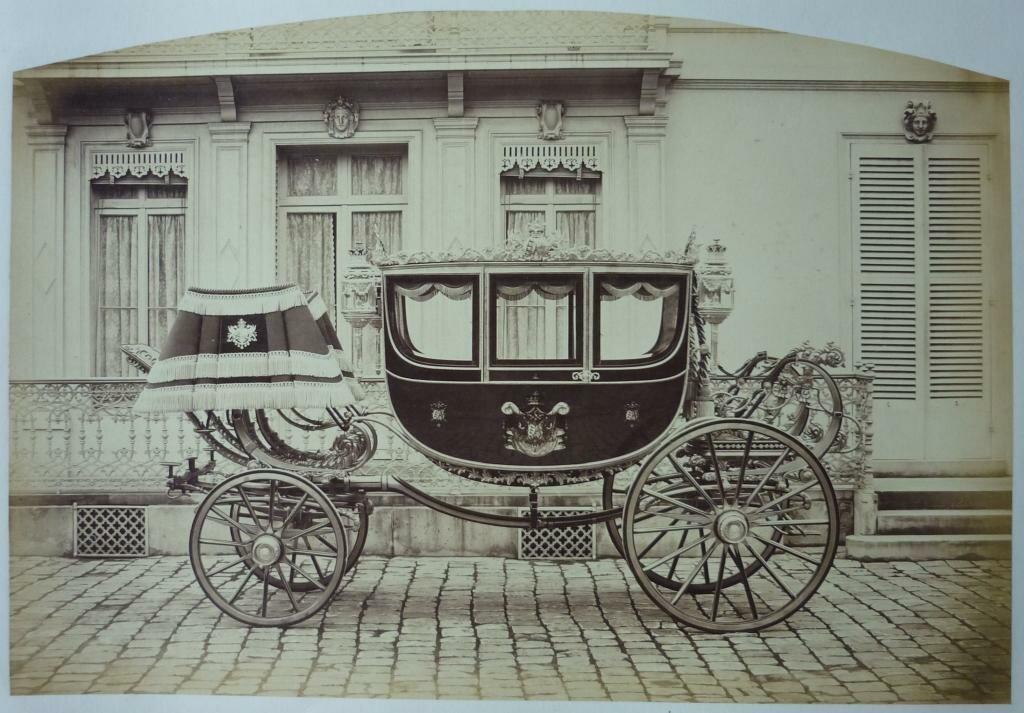 05. Карета Патриса де Мак-Магона, графа, герцога Маджентского на коронации короля Пруссии Вильгельма I. 2 января 1861