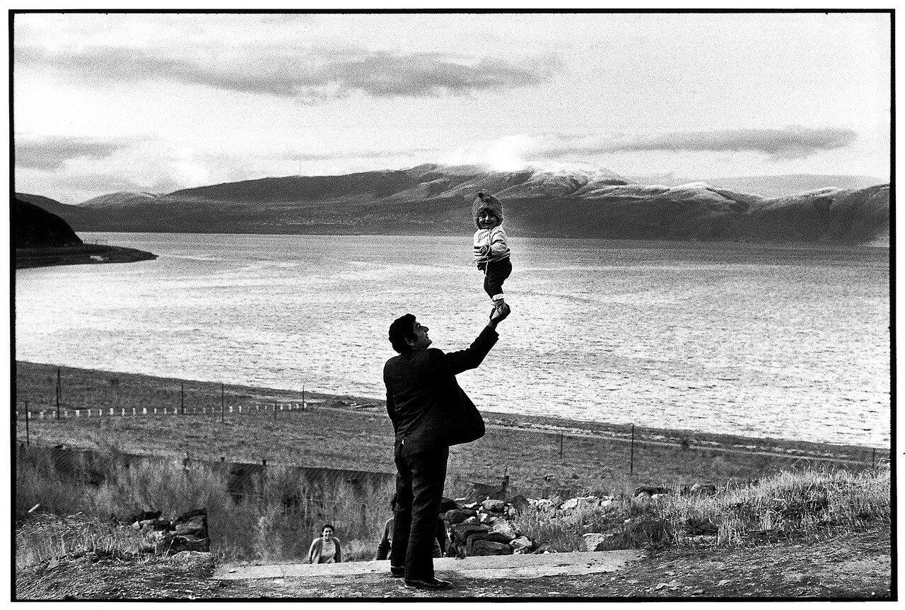 1972. Армения. На озере Севан