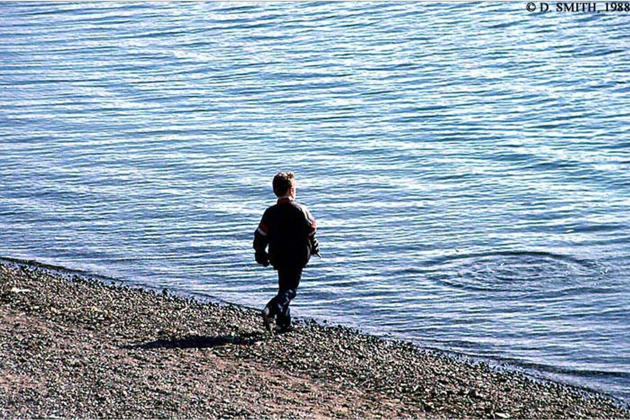 На берегу Ангары
