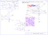 Пересечение прямой и плоскости, определение видимости, ГАСУ
