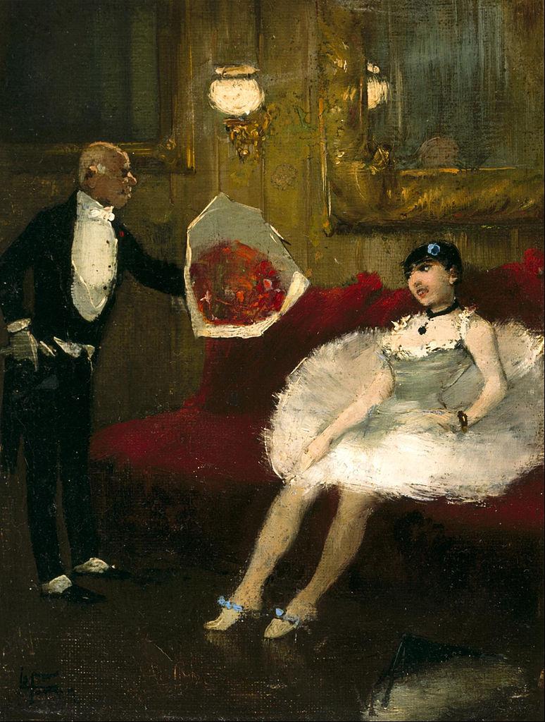 Admirer c.1872/1886