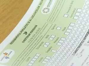Предварительные данные переписи населения в Молдове