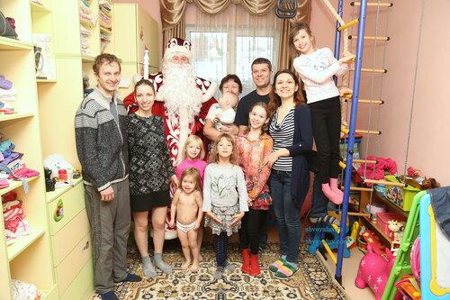 Дед Мороз Алматы 2014