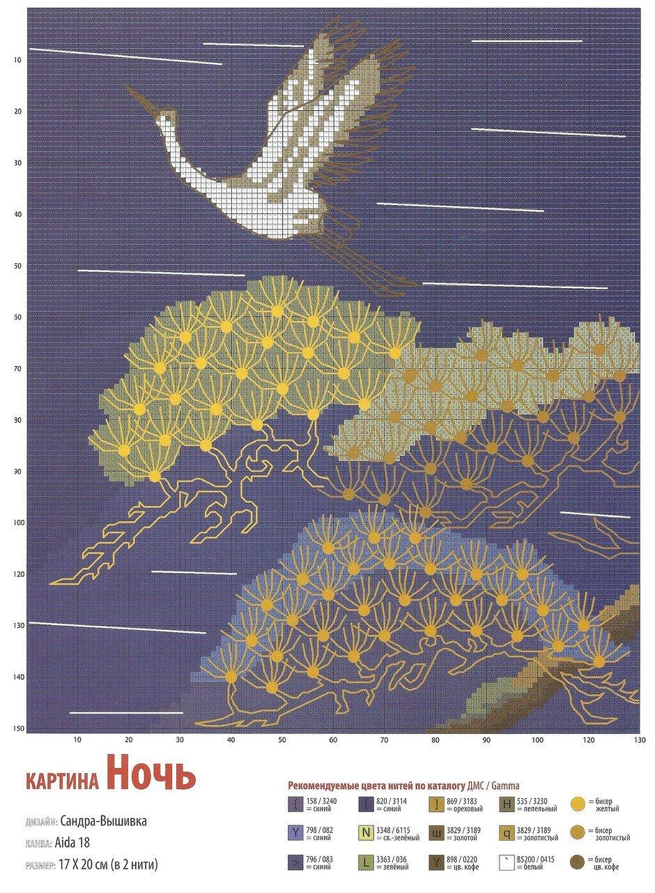 журнал сандра вышивка - онлайн