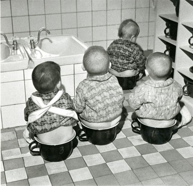 2 Яков Рюмкин «Перед сном». 1960-e.jpg