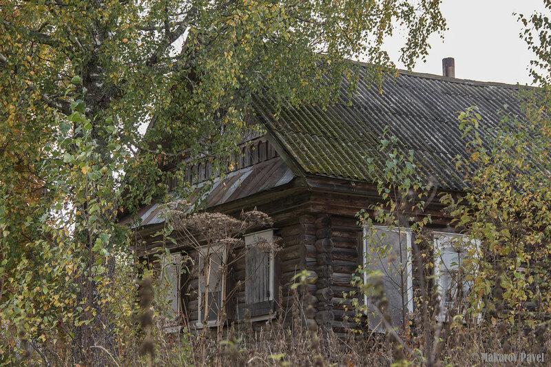 Деревня Михеево