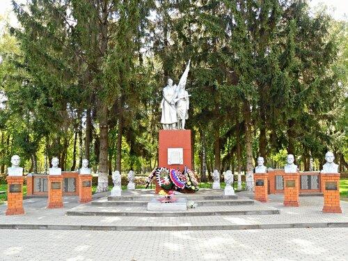 Головчино, центр