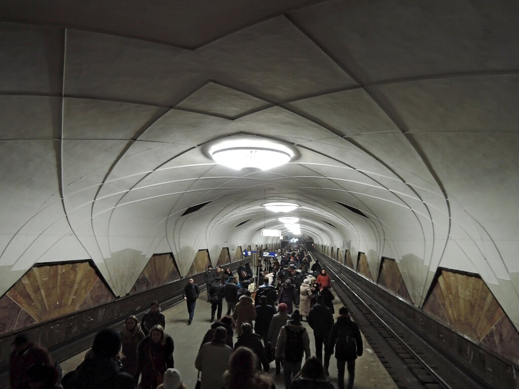 Станция Аэропорт