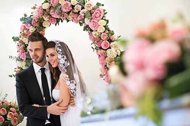Свадебное платье Анны Седоковой